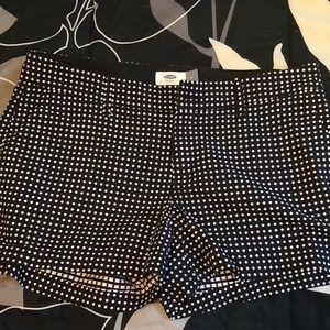 Old Navy Polka Dot Shorts